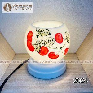 Đèn Xông Tinh Dầu Đuổi Muỗi Bát Tràng - 2024