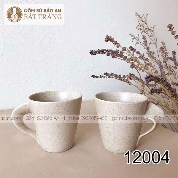 Cốc Nước Quán Cafe Khách Sạn Bát Tràng - 12004